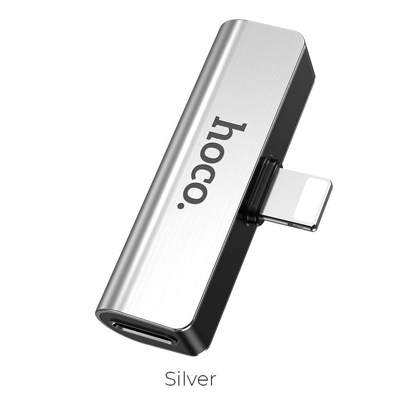 ls25 浩酷 ls25 Apple数字3.5音频转换器 银色