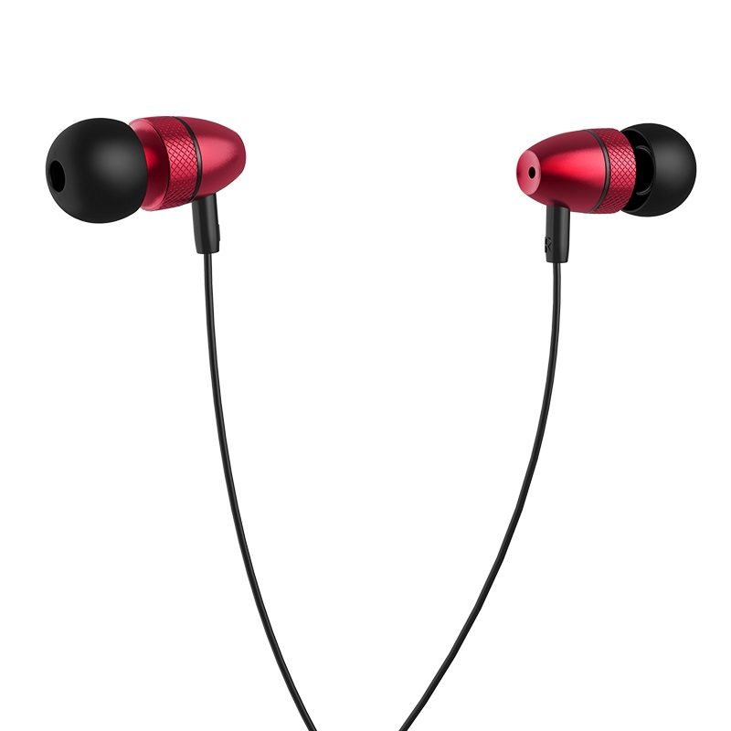 hoco m59 magnificent universal earphones with mic headset