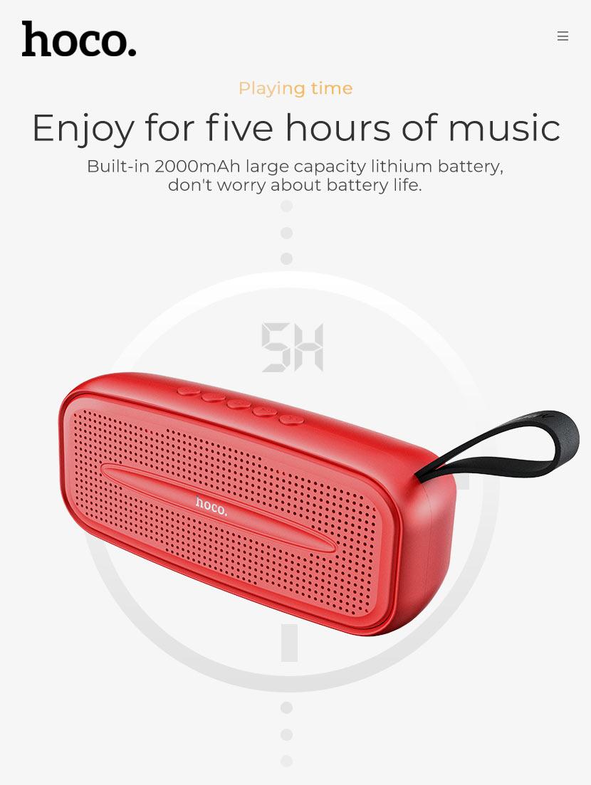 hoco news bs28 torrent wireless speaker battery en