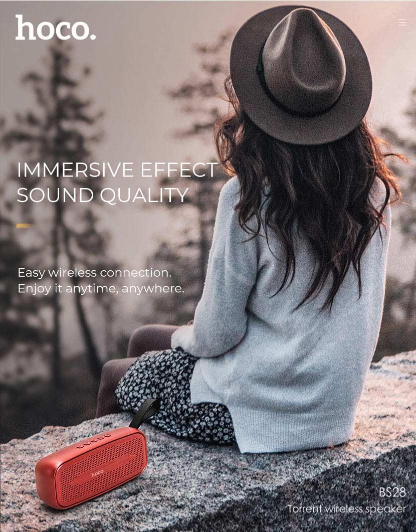 hoco news bs28 torrent wireless speaker outdoorn en