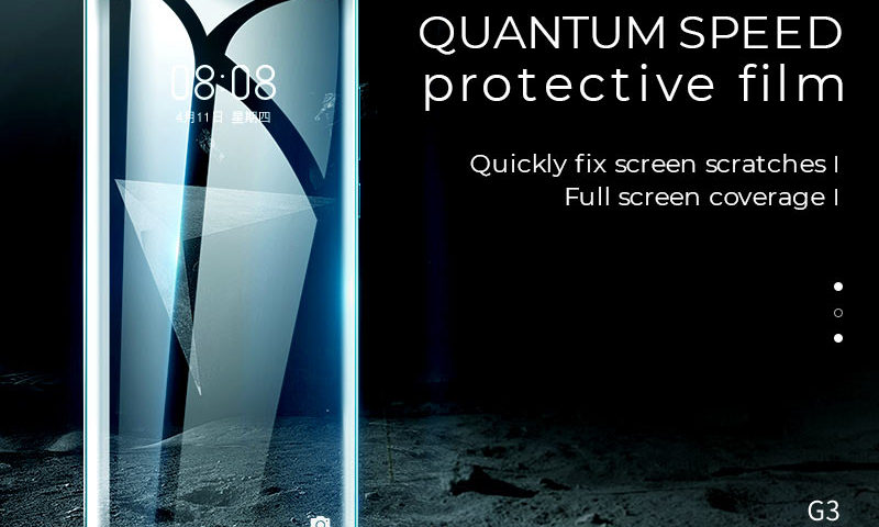 hoco news g3 quantum fast attach hd film for huawei p30 p30pro banner en
