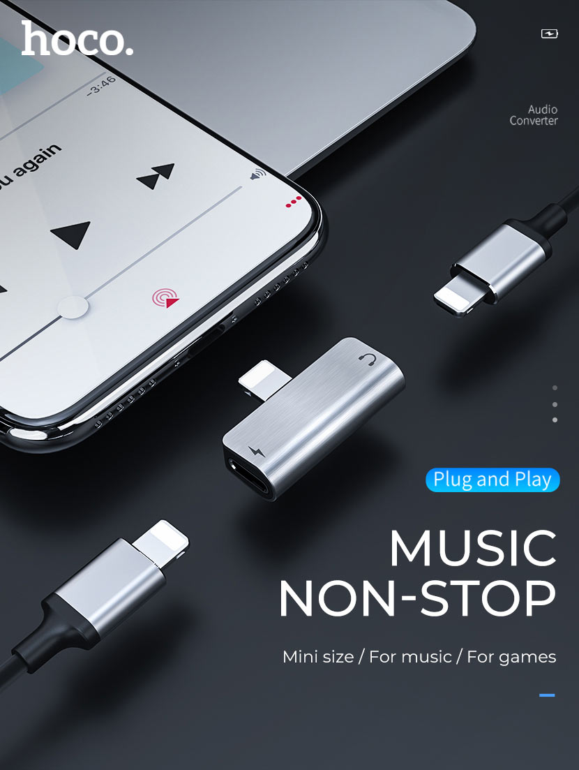 hoco news ls26 ls25 ls24 digital audio converter main en