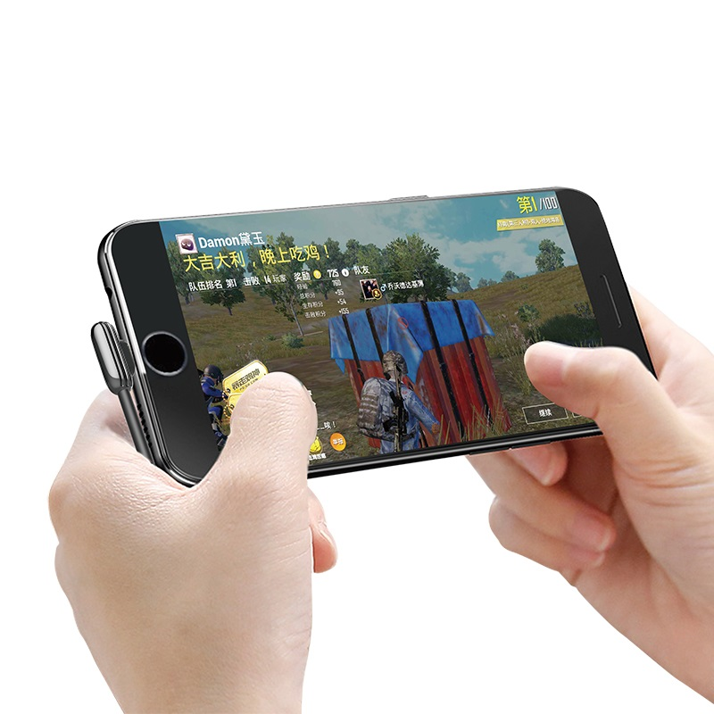 hoco u60 soul secret charging data cable for lightning phone