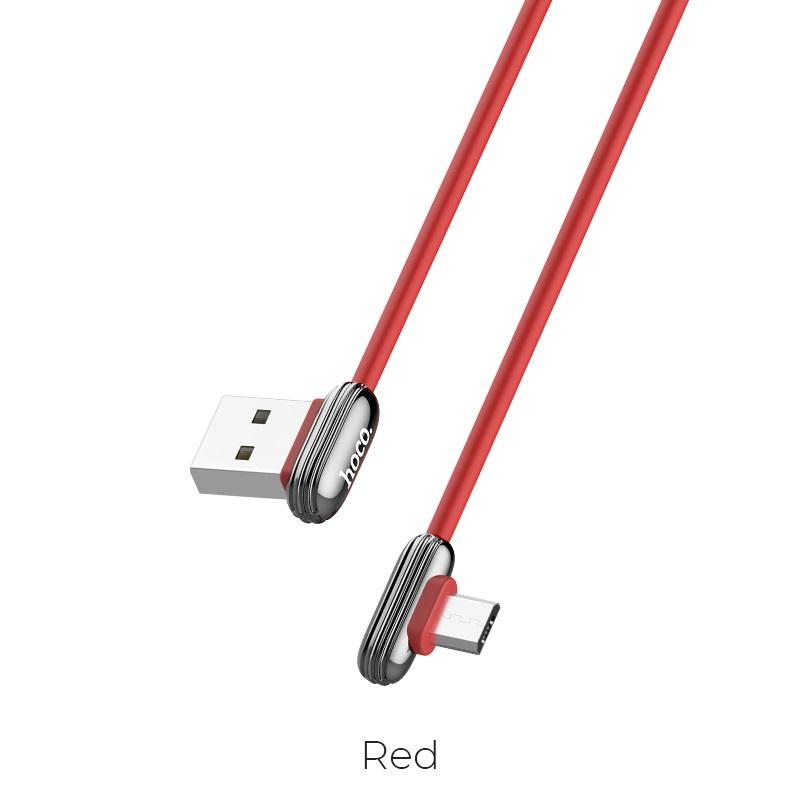 u60 micro usb 红色