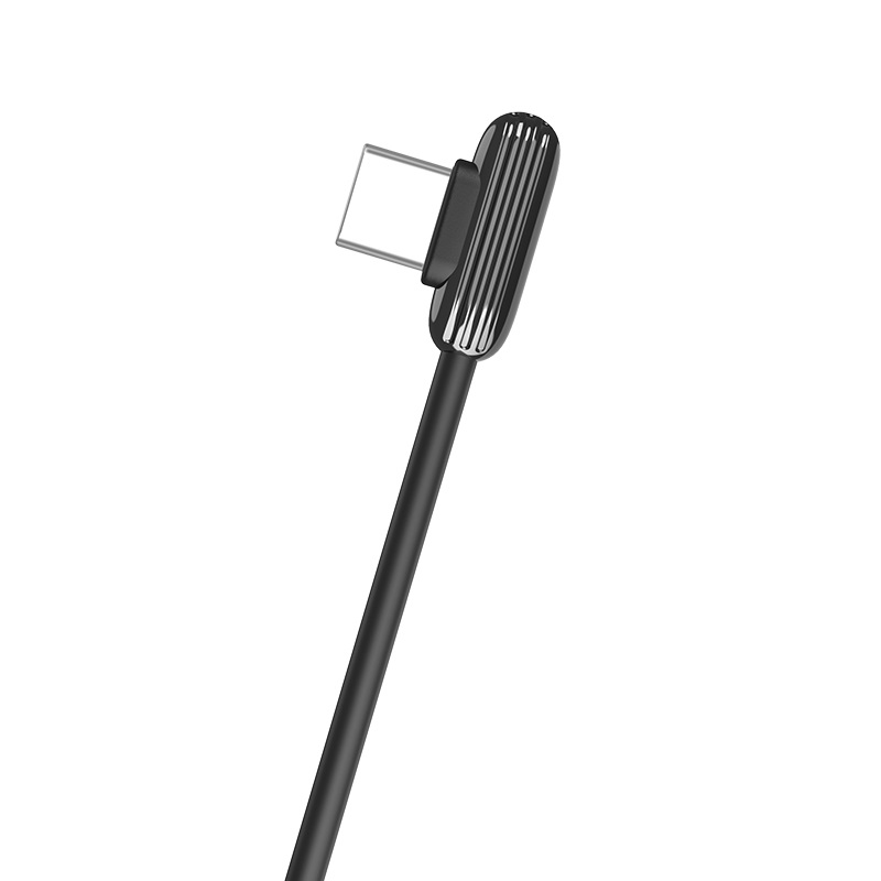 hoco u60 soul secret charging data cable for type c flexible