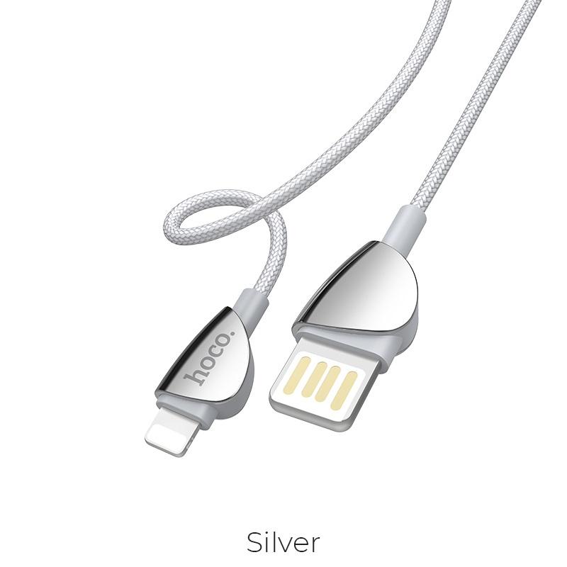 u62 lightning серебро