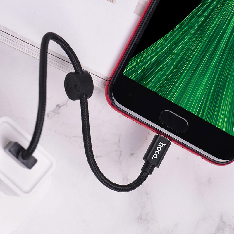 hoco x35 premium charging data cable for micro usb overview