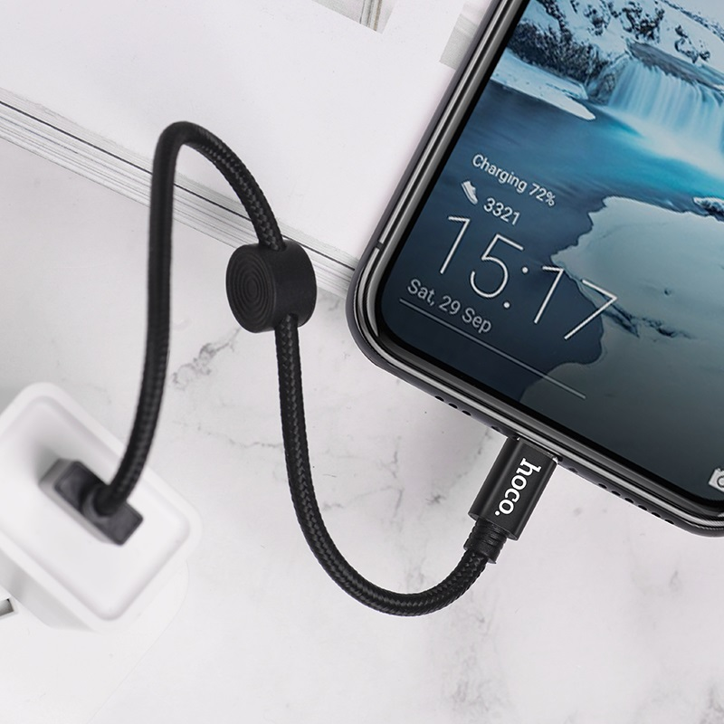 hoco x35 premium charging data cable for type c overview