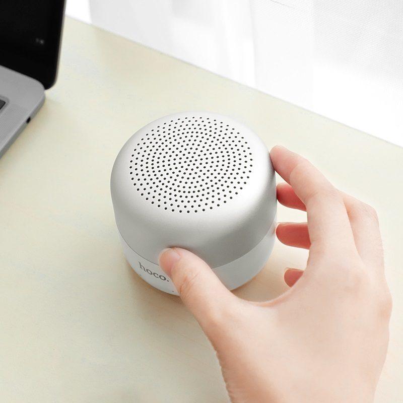 hoco bs29 gamble journey wireless speaker hand