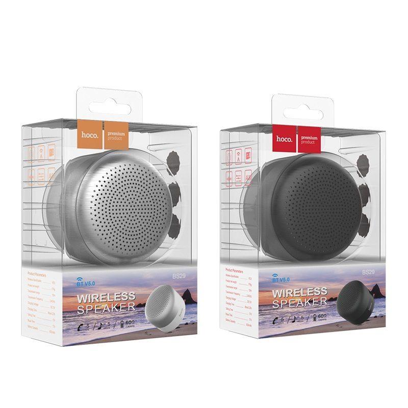 hoco bs29 gamble journey wireless speaker packages