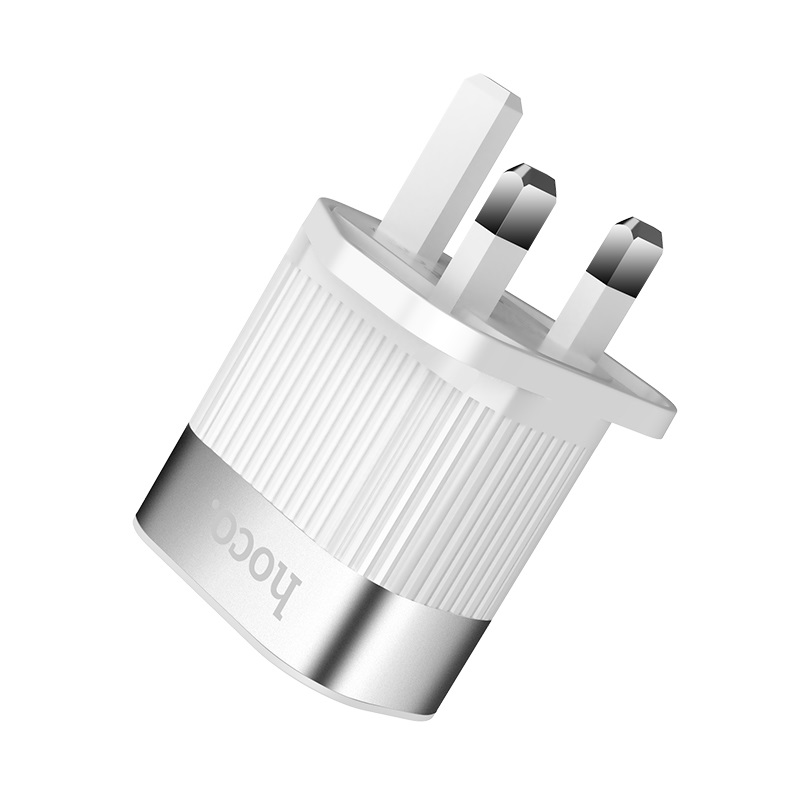 hoco c58b prominent pd qc30 wall charger uk plug