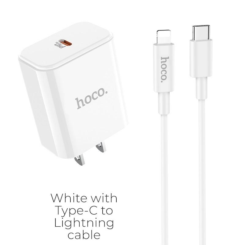 c71 type c lightning white