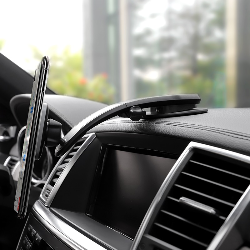 hoco ca45 center console magnetic in car phone holder interior