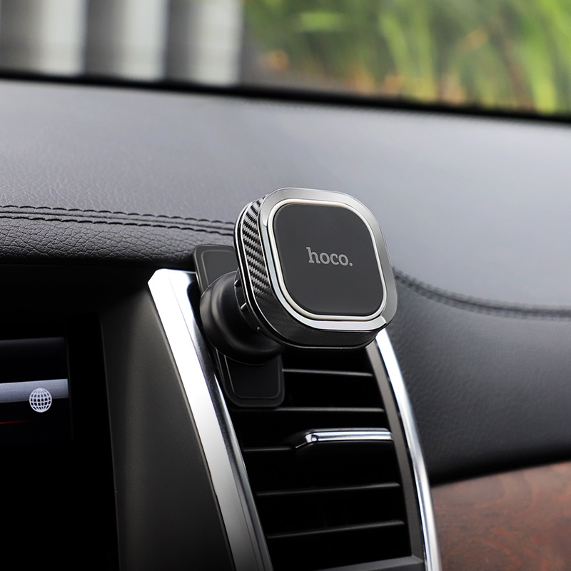 hoco ca52 intelligent air outlet in car phone holder vent