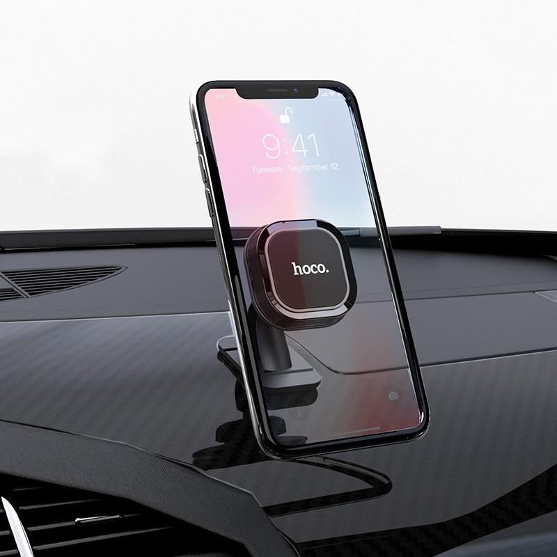 hoco ca53 intelligent dashboard in car phone holder interior
