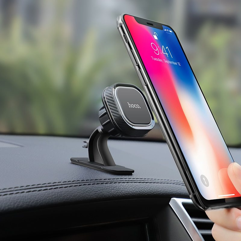 hoco ca53 intelligent dashboard in car phone holder phone
