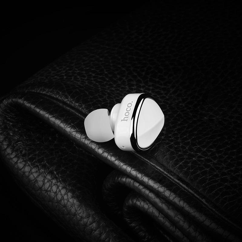 hoco e7 plus la joie wireless headset interior white