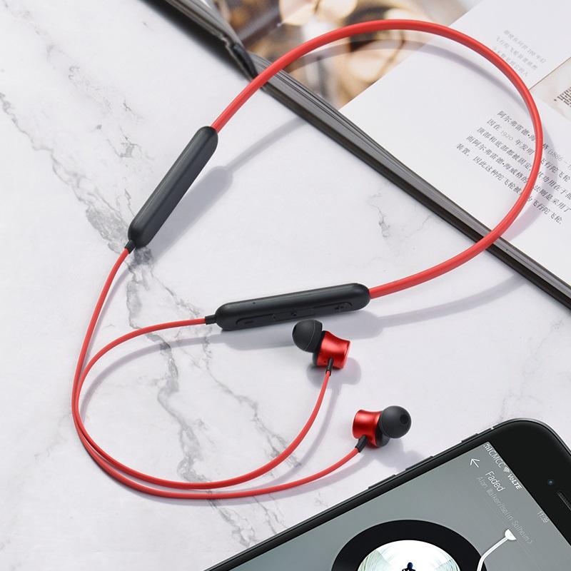 hoco es29 graceful sports wireless headset interior
