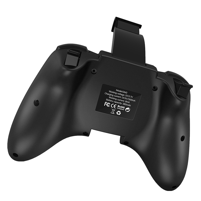 hoco gm3 continuous play gamepad back