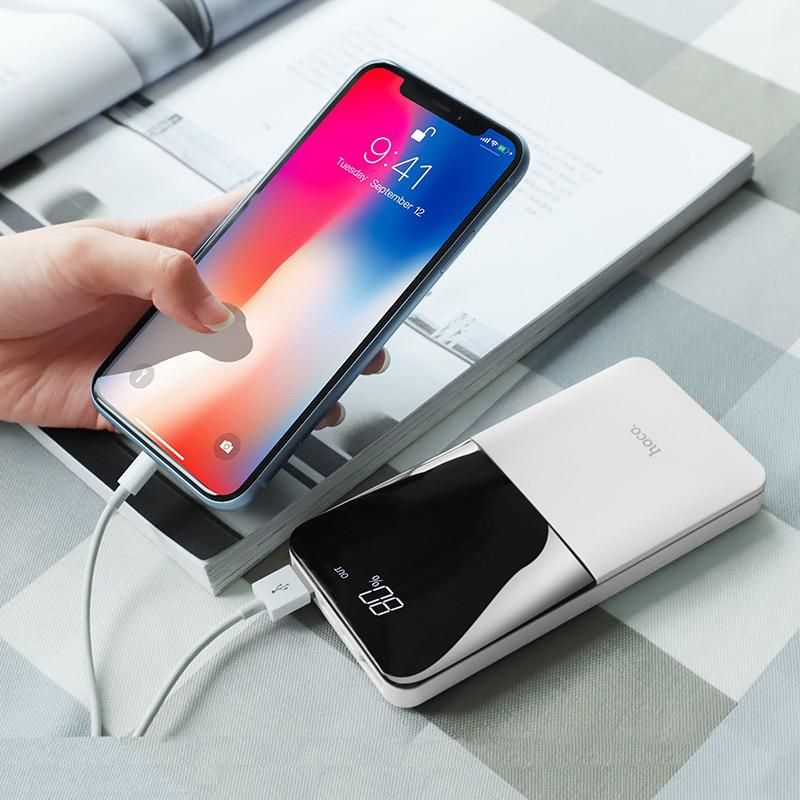 hoco j42 high power mobile power bank 10000mah charging
