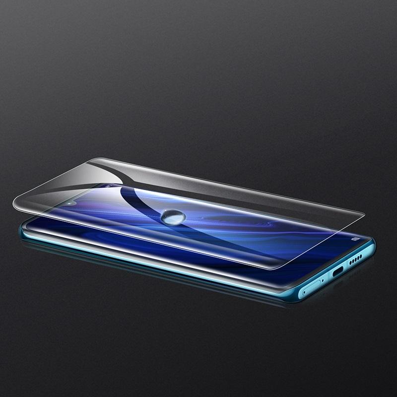 hoco quantum fast attach g3 hd стекло для huawei p30 p30 pro форма