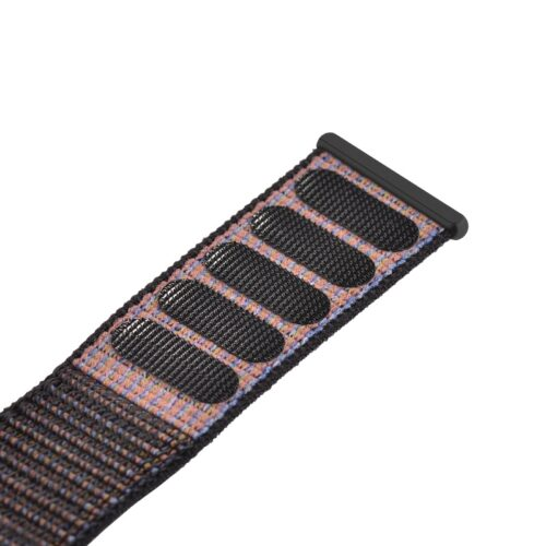 hoco wb06 tortuous nylon sports strap for apple watch velcro