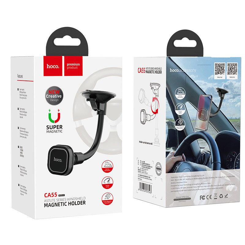 hoco ca55 astute series windshield car holder package