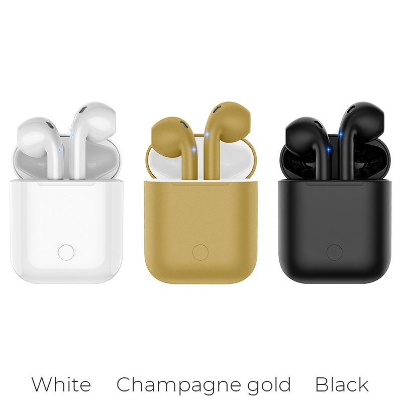 hoco es28 original series apple wireless headset colors