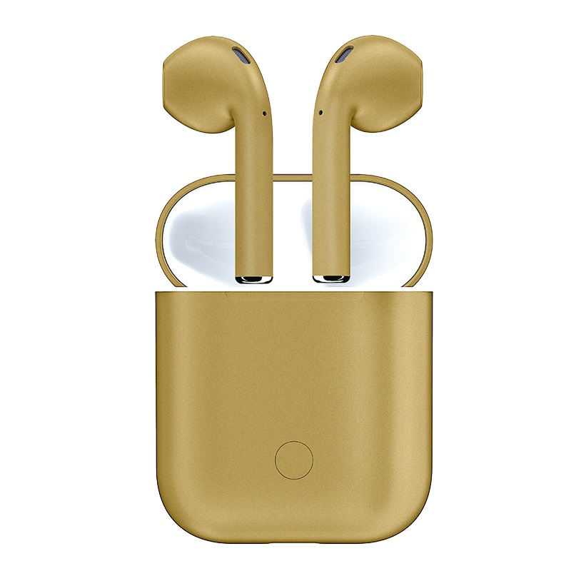 hoco es28 original series apple wireless headset full view