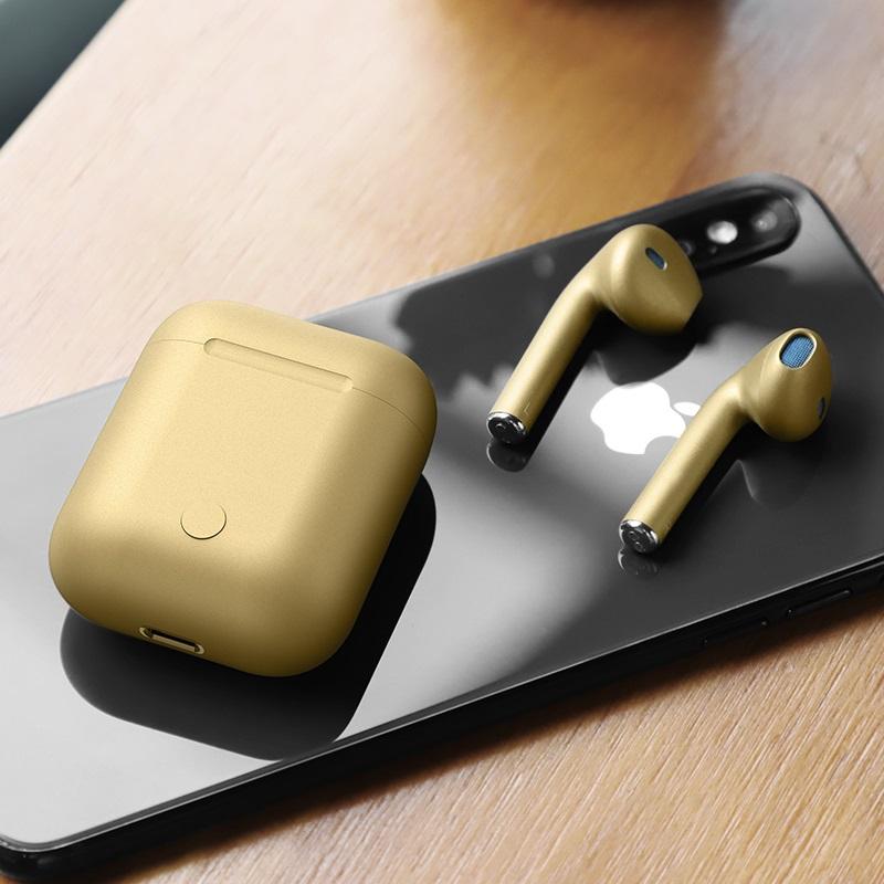 hoco es28 original series apple wireless headset mobile
