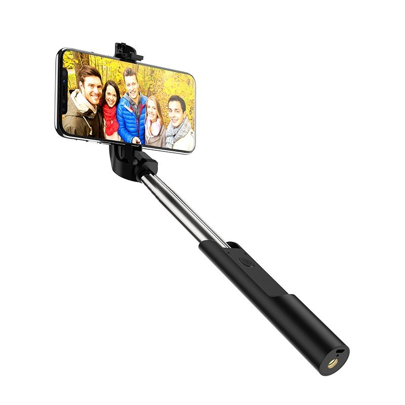 hoco k12 lisa wireless selfie stick remote