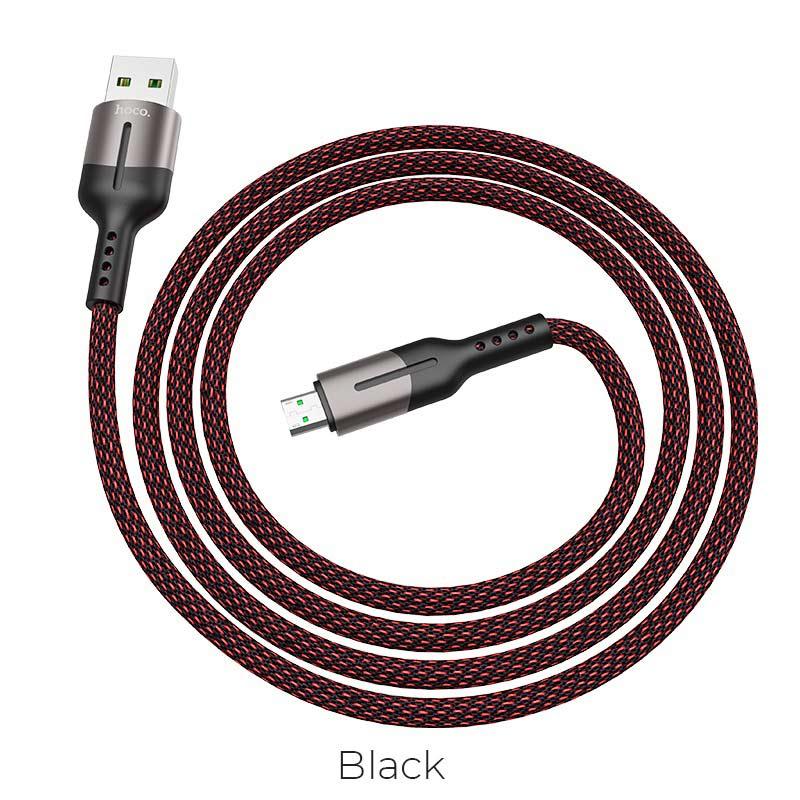 u68 micro usb black