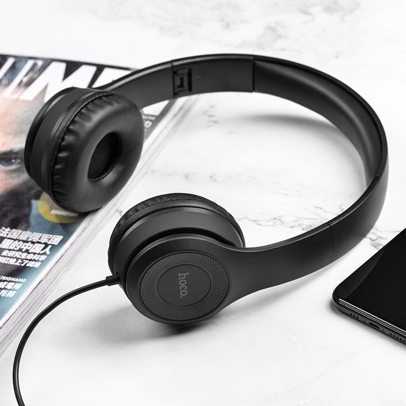 Tổng quan về tai nghe điều khiển dây quyến rũ hoco w21