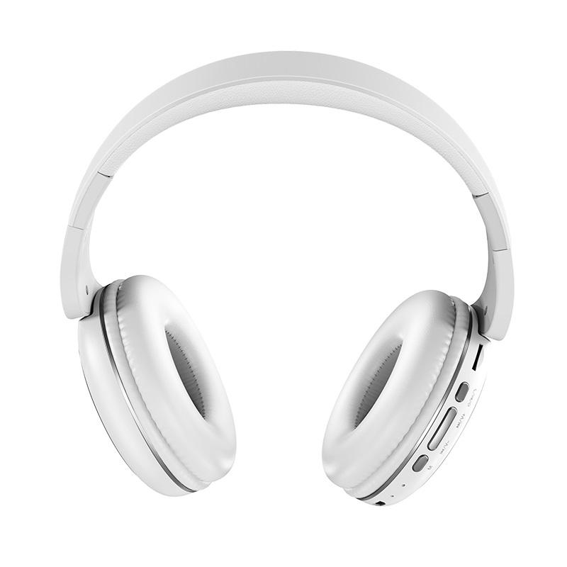 hoco w23 brilliant sound wireless headphones headbeam