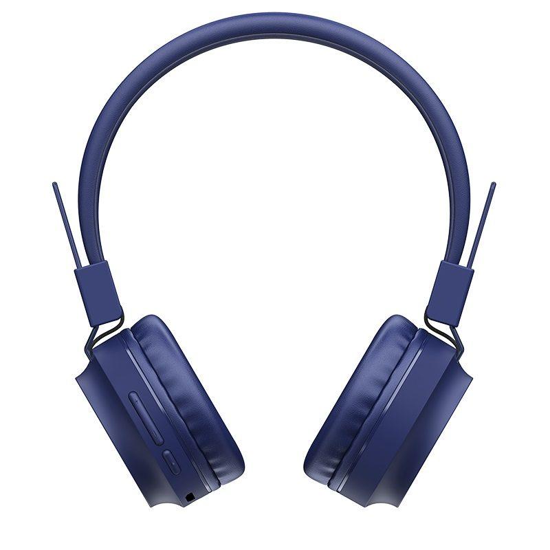 hoco w25 promise wireless headphones buttons