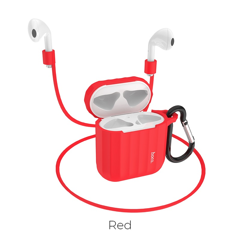airpods 1 2 wb10 red