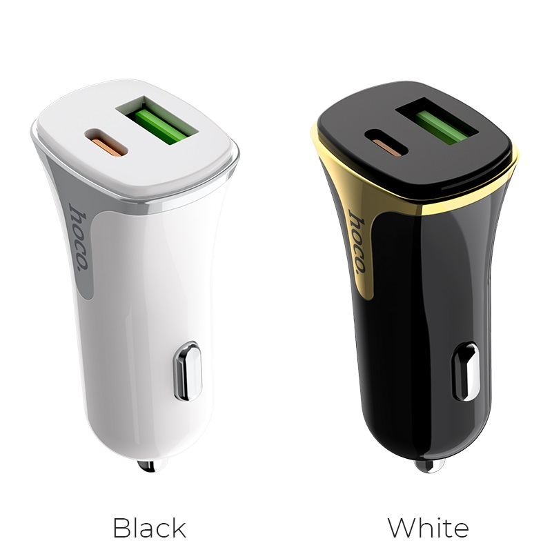 hoco z31a colossus pd qc30 car charger colors