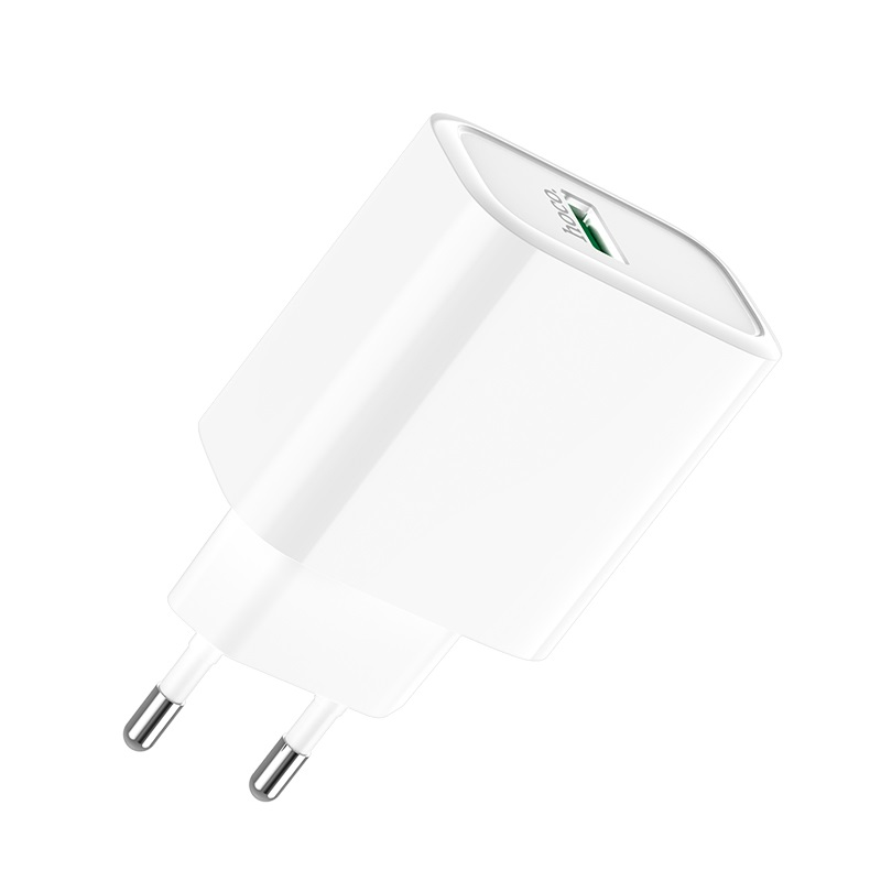 hoco c69a dynamic power fully compatible wall charger eu pins