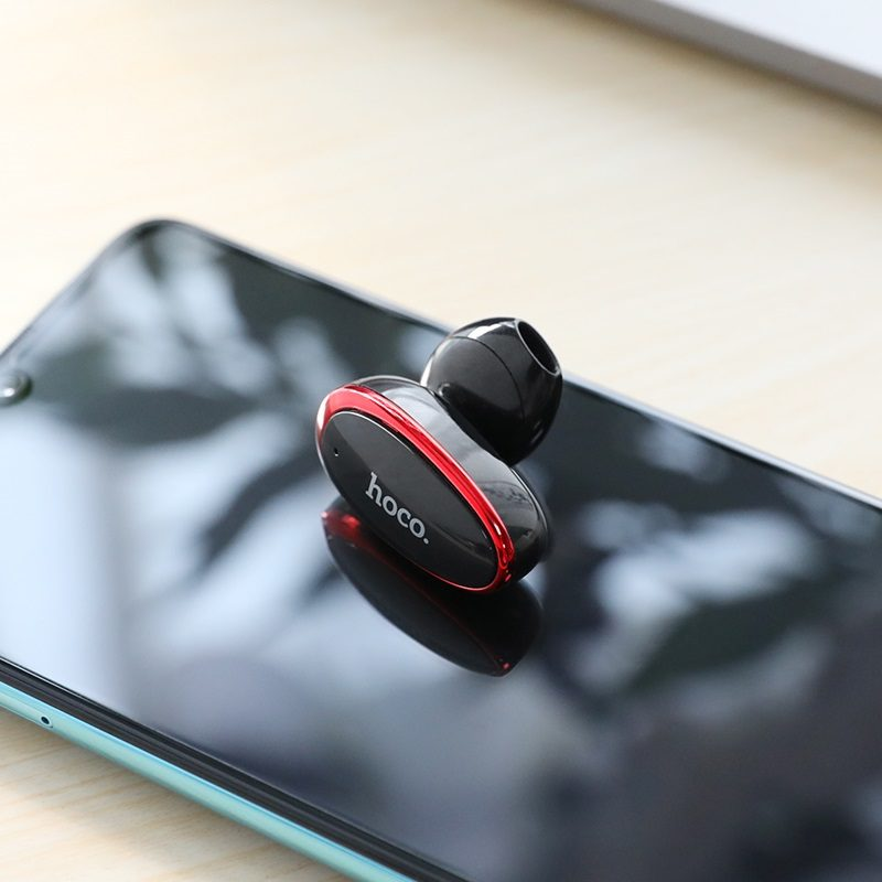 hoco e46 voice business wireless headset interior