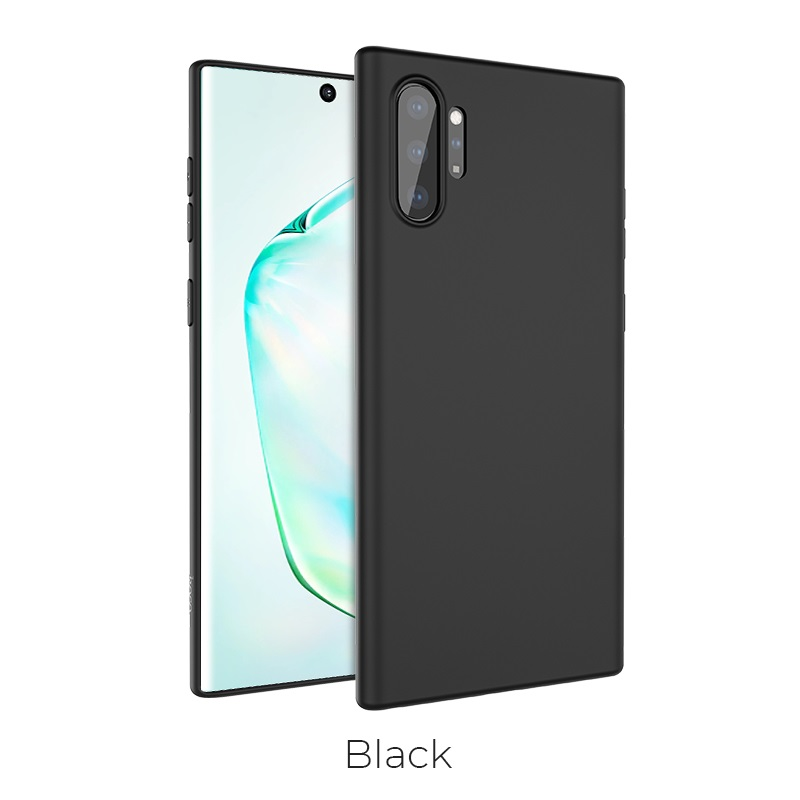 galaxy note 10plus fascination series black