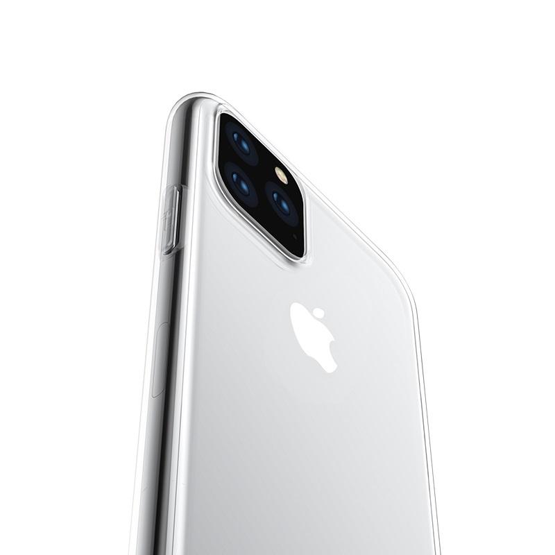 hoco iphone 5.8 6.5 light series tpu case camera