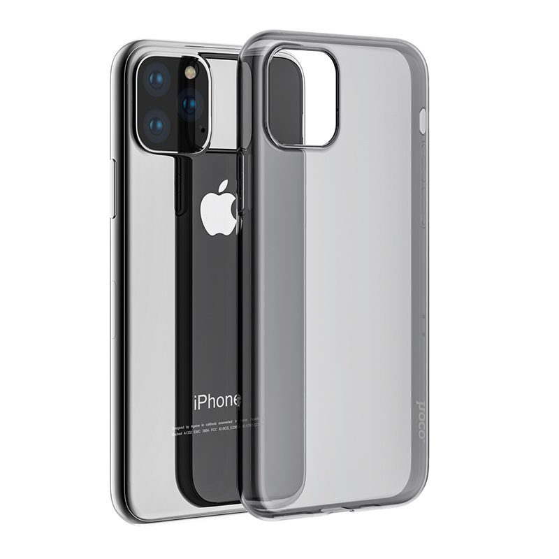hoco iphone 5.8 6.5 light series tpu чехол главная