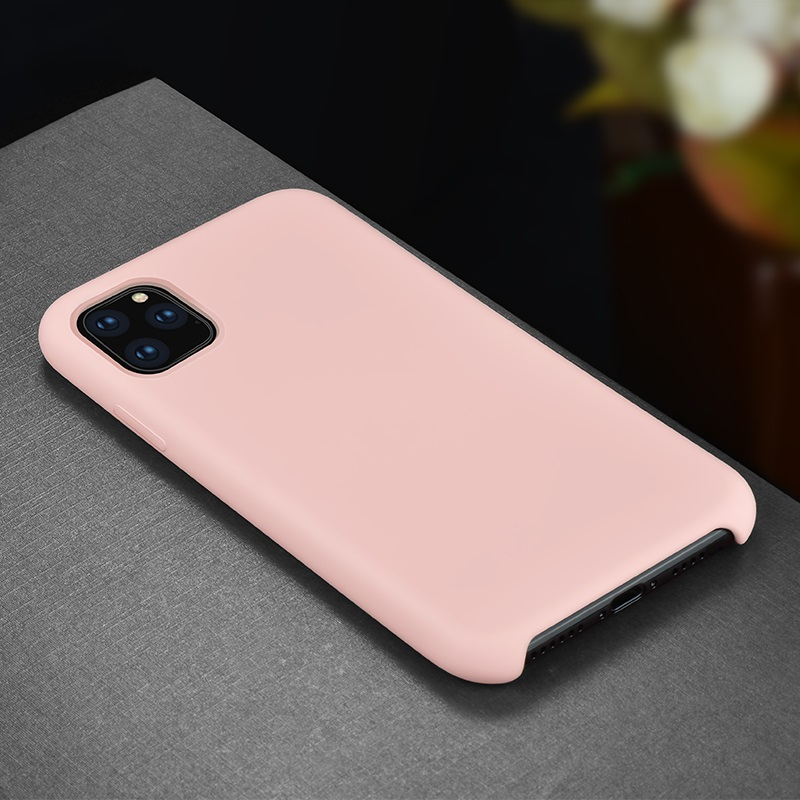 hoco iphone 5.8 6.5 pure series protective case interior