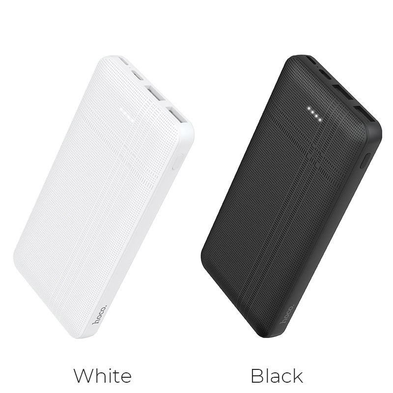 hoco j48 nimble mobile power bank 10000mah colors