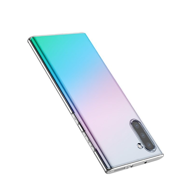hoco light series protective cases for samsung galaxy note10 buttons