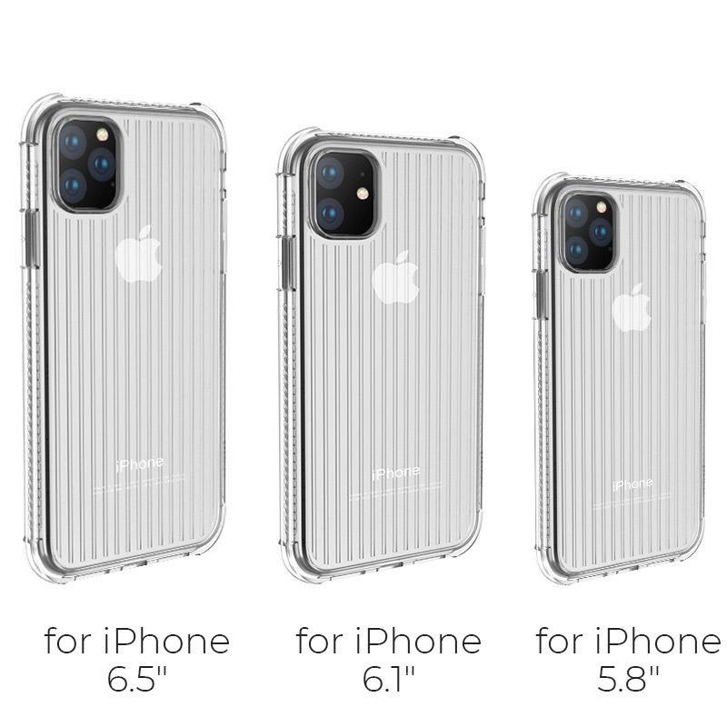 浩酷 柔甲系列 保护壳 iphone 11 11pro 11promax 手机型号