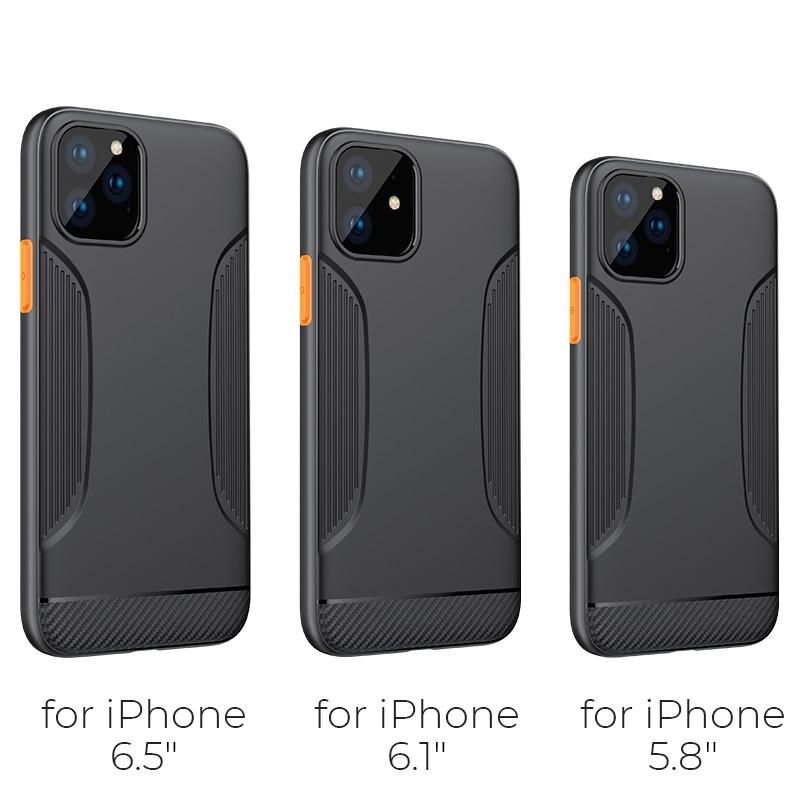 浩酷 勇士系列保护壳 iphone 11 11pro 11promax 型号