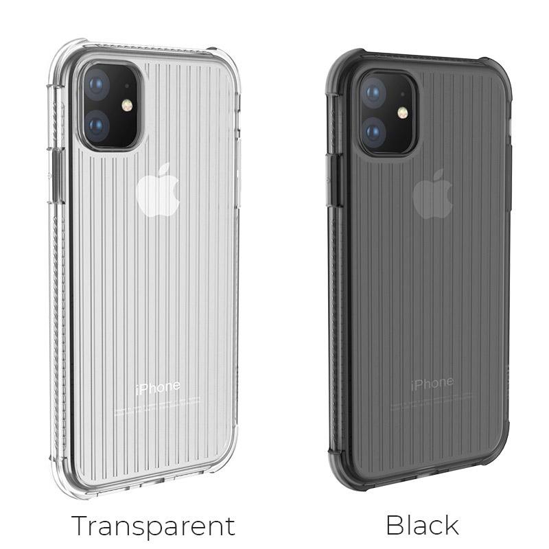 浩酷 柔甲系列 保护壳 iphone 11 颜色