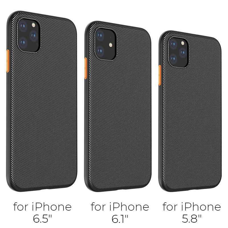 浩酷 星爵系列保护壳 iphone 11pro 11 11promax 型号