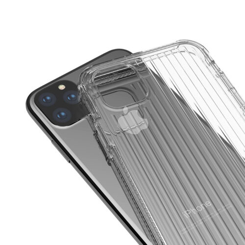 hoco protective cases for iphone 11pro 11promax soft armor series